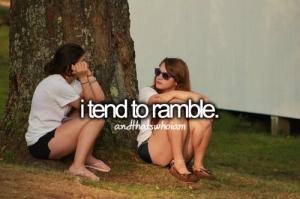 ramble